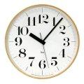 リキクロック電波時計(太文字)Lサイズ