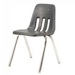 画像1: VIRCO 9000 Chair GRAPHITE GREY