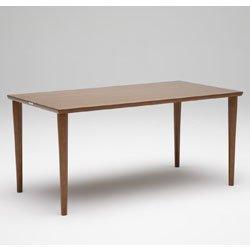 画像1: ダイニングテーブルW1500 ウォールナット