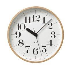 画像1: リキクロック電波時計(太文字タイプ)Mサイズ