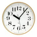 リキクロック電波時計(太文字タイプ)Lサイズ