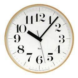 画像1: リキクロック電波時計(太文字タイプ)Lサイズ