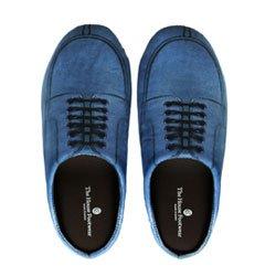 画像1: Room Shoes U Chip BLUE M