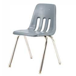 画像1: VIRCO 9000 Chair ASH BLUE