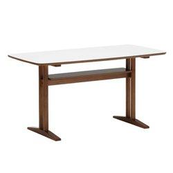 画像1: カリモク60+ カフェテーブル 1200