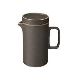 画像1: HASAMI PORCELAIN Tea Pot Black