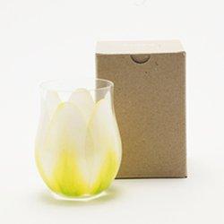 画像1: Floyd Tulip Glass 1pc White