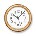 Lemnos Clock B Small ナチュラル