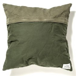 画像2: BasShu Cushion Cover KHAKI