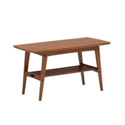 画像1: カリモク60 リビングテーブル 小 ヴィンテージチーク