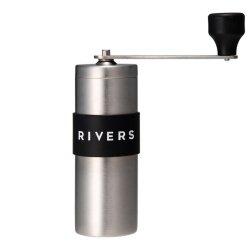 画像1: RIVERS コーヒーグラインダー グリット シルバー