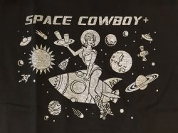 画像4: SPACECOWBOY+ ORIJINAL KIDS TEE BLACK