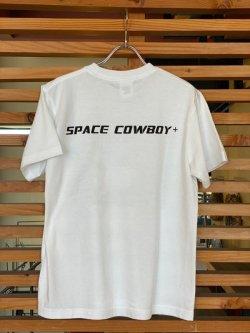 画像2: SPACECOWBOY+ ORIJINAL TEE WHITE