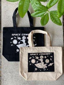 画像1: SPACECOWBOY+ ORIJINAL TOTE BAG